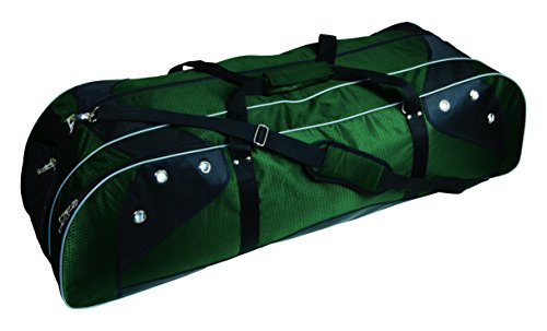 Martin Sports Deluxe Lacrosse Player's Bag Holds Two Sticks, 42