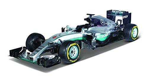 Bburago 18-38126 - Modello Mercedes Amg Petronas F1 in Die Cast