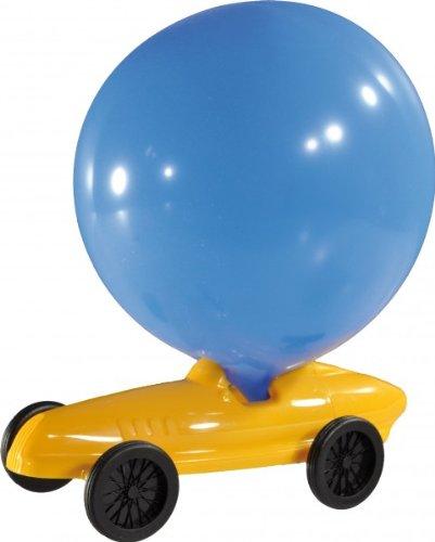 Luftballon-Auto