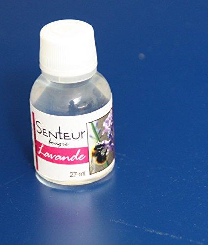 Flacon 27ml parfum liquide pour bougie et savon - Lavande