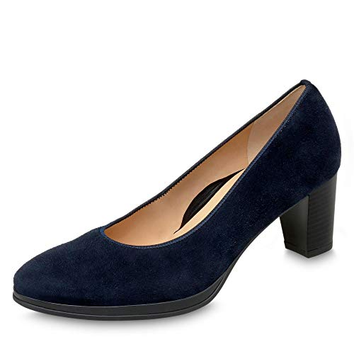 ara ORLY, Damen Pumps, Blau (Blau 02), 38 EU (5 UK)