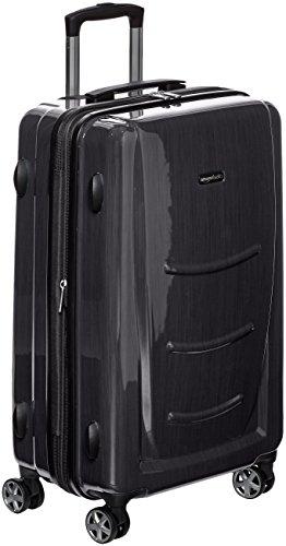 AmazonBasics Hardshell Spinner - 24', Slate Grey
