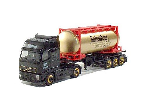 Herpa 268639 Volvo Getränke Container Sattelzug 2/3