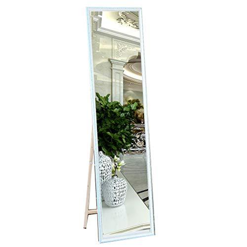 Caterpillar Clothing Store Ganzkörperspiegel aus Massivholz, modernes europäisches Schlafzimmer, Familien-Spiegel, weibliche Schlafsaale, Studenten-Spiegel (Farbe: C)