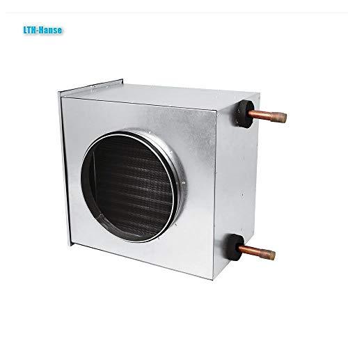 Warmwasser Heizregister Rohrheizung Wärmetauscher NW 160-400 (NW 125)