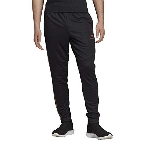 adidas Men's Soccer Tiro 19 Training Pant, Black/Nude Pearl Essence, XX-Large