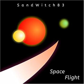 Space Flight (Dark Voice Mix)