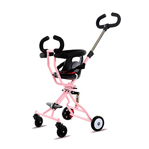 Buy Bargain YXGH@ Portable Stroller Foldable Child Trolley 1-3 Years Old Baby Carriage Sliding Baby ...