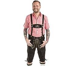 Schöneberger Trachten Couture Aleman Lederhosen Trajes bávaros ...