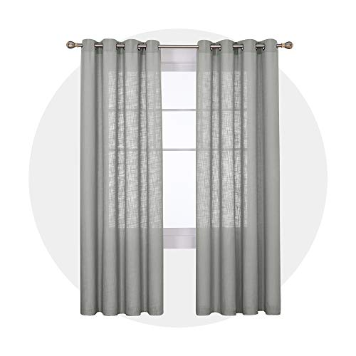 cortinas habitacion matrimonio lino