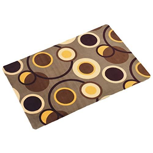 Lowest Prices! CarPet Home Non-Slip Door mat Kitchen Floor Bathroom Entrance mat (Size : 50120cm)