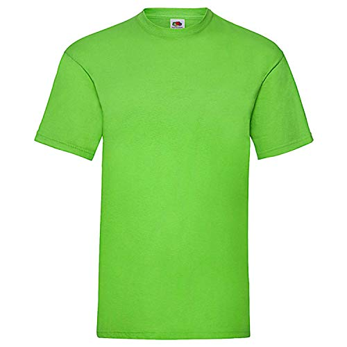 Fruit of the Loom - T-Shirt 'Valueweight T' / Lime, M