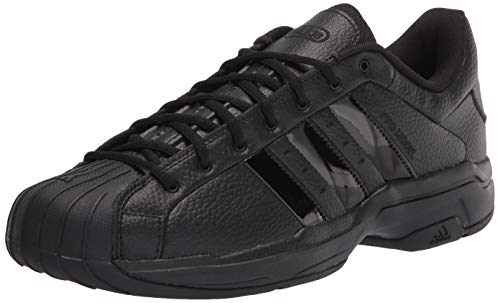 Adidas Men's Pro Model 2g Low Basketball Shoe, Black, Numeric_8_Point_5