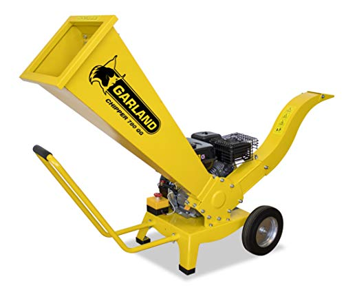 Biotriturador a gasolina GARLAND CHIPPER 780QG-V17