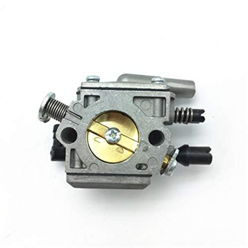 ZCJH Carburador Compatible con STIHL 038 038AV MS380 MS381 con Cadena de compensador