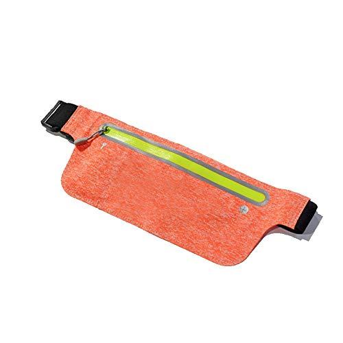 ILYO Poches pour téléphones Portables Sport fonctionnant avec des Poches de Ceinture imperméables extérieures multifonctionnelles