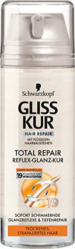 SCHWARZKOPF GLISS KUR Reflex-Glanz-Kur Total Repair, 6er Pack (6 x 150 ml)