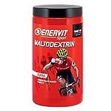 ENERVIT SPORT Maltodextrine - Polvo de hidratos de carbono   Energía para el deporte   Baja dulzura   Sabor neutral   Lata de 450 g