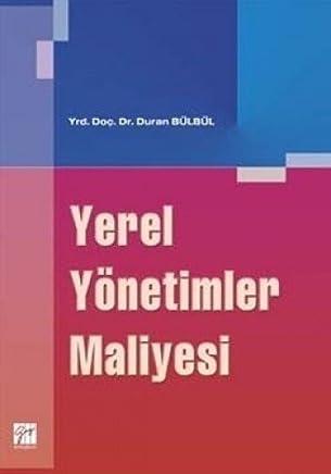 YEREL YÖNETİMLER MALİYESİ