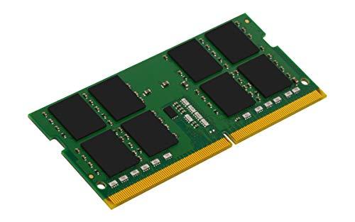 Price comparison product image Kingston KVR29S21D8 / 32 Memory 32GB 2933MHz DDR4 Non-ECC CL21 SODIMM 2Rx8