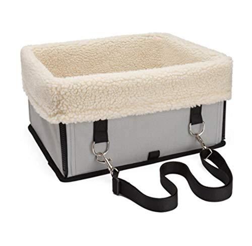 Kennelpet Hondenmand Verwarming Hondenhok Zacht Materiaal Nest Hondenmand Warm Kennel Kat Puppy Auto Reizen Vouwen Verwijderbaar 40 * 35 * 23