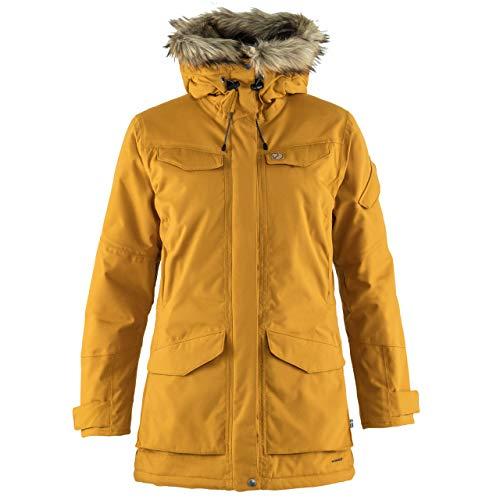 Fjallraven Damen Nuuk Parka W Sport Jacket, Acorn, XXS
