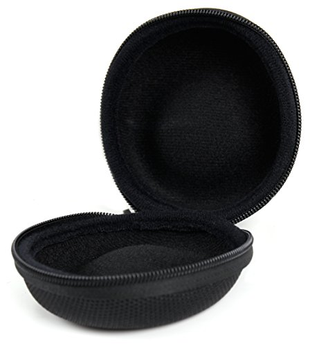 DURAGADGET Shock Resistant Black EVA Protective Hard Case - Compatible with Rolex & G-Shock Watches