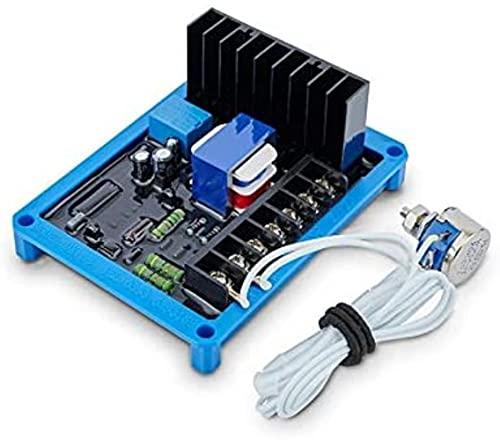 Estabilizadores automáticos del regulador de voltaje del generador 15kva GB170 del alternador Avr de DX-5E Estabilidad