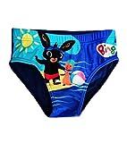 SUN CITY Costume Bambino Coniglietto Bing Misura 2 3 4 5 6 Anni Estate 2020 (5 Anni, Blu)