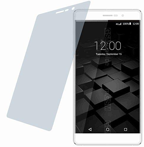 4ProTec I Umi Fair (2 Stück) Premium Bildschirmschutzfolie Displayschutzfolie ANTIREFLEX Schutzhülle Bildschirmschutz Bildschirmfolie Folie
