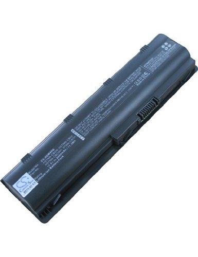 Batterie pour COMPAQ CQ42-200, Haute capacité, 10.8V, 6600mAh, Li-ion