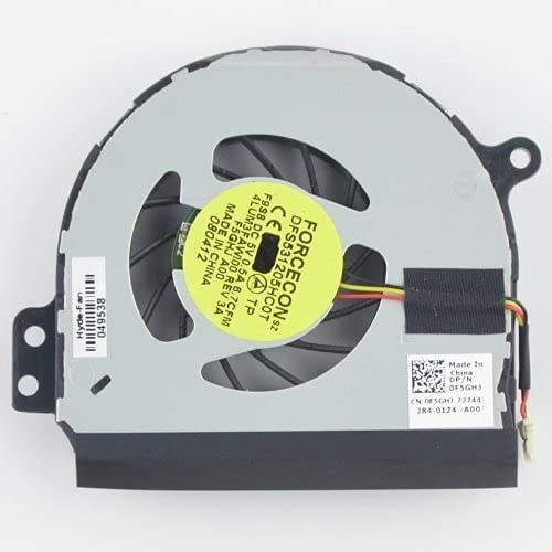 Our shop most popular Replacement New Cooler CPU Cooling Inspiron Dell N40 Fan for Las Vegas Mall