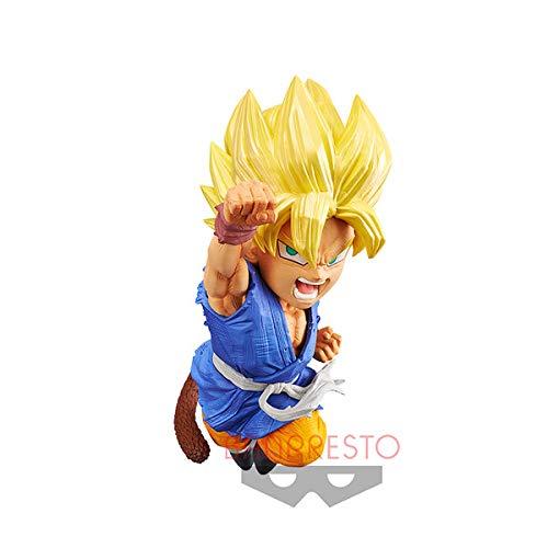 Dragon Ball GT Wrath of The Dragon Figure Son Goku SSJ