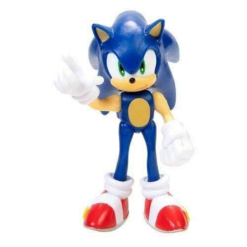 Sonic The Hedgehog Sonic 2 Inch Figurine