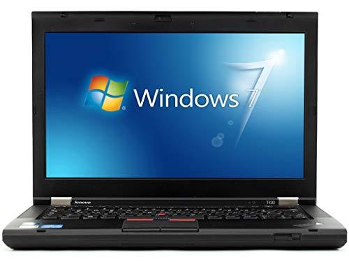 Lenovo Thinkpad T430 14' Intel Core i5-3320M, 4GB, 320GB HD, Windows 7 Profesional 64 Bits SERVICE PACK 1, WiFi y Bluetooth, DVD-RW (Reacondicionado)