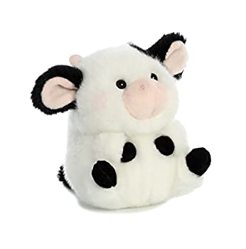 Aurora - Rolly Pet - 5  Daisy Cow Black White Model 16834