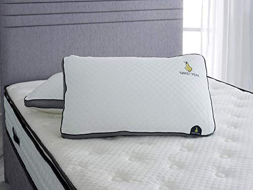 Sweet Pear Premier Pocket Sprung Pillow from the ultimate in comfort and support at an affordable price. Ideal for your new bed and never go flat.