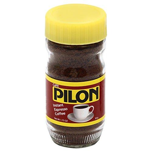 Pilon Pilon Cafe Instant Espresso Coffee, Espresso, 21 Ounce