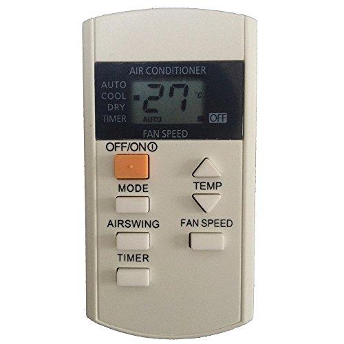 Mando a distancia de repuesto para aire acondicionado Panasonic (por favor, asegúrate de que tu antiguo mando a distancia sea el mismo que en la imagen).