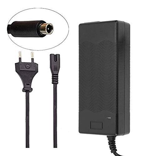 smallrun Cargador de batería Patinete Compatible Xiaomi M365 eléctrico 42V-2000mA reemplazo para...