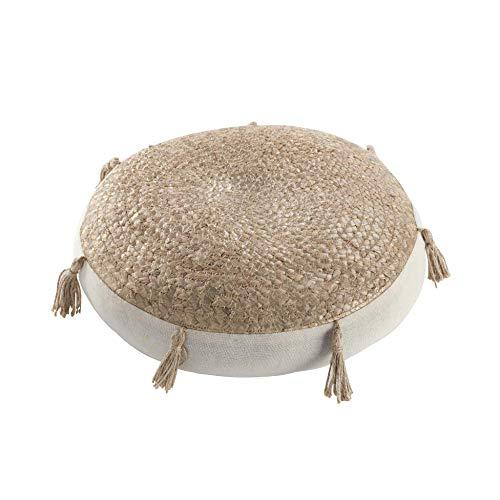 Cojín de Suelo Sisea, de algodón, 45 cm