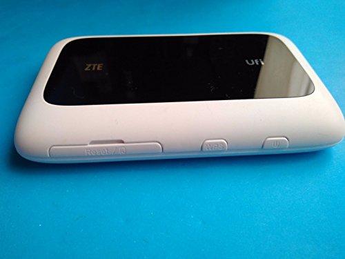 ZTE MF910 Mobile Hotspot Router Mobile WLAN LTE Router bis 150Mbit/s Schwarz