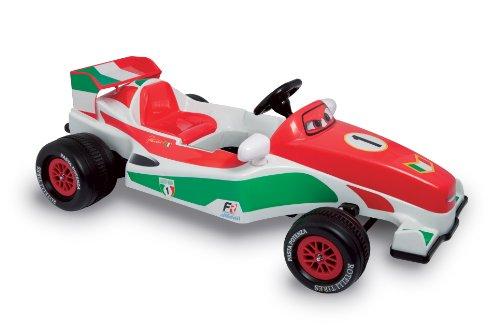 Toys Toys - 652674 - Vélo et Véhicule pour Enfant - Voiture Électrique - Francesco