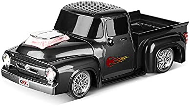 QFX BT-1956-BK On The Go Light + Sound Speaker - Black