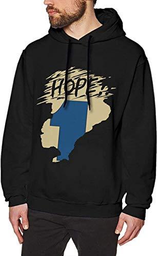 Einson Tomura Shigaraki Hero Academ-IA Men Hoodie Sweaters Pullover Hooded Sweatshirts