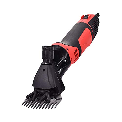 MOOLFN 1500W Electric Sheep Shears, 6 Speed Portable Sheep Clippers Heavy...