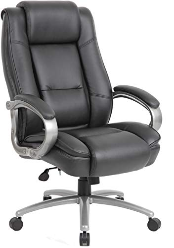 LCH Office Chair Big and Tall 400 Pound Wide Seat