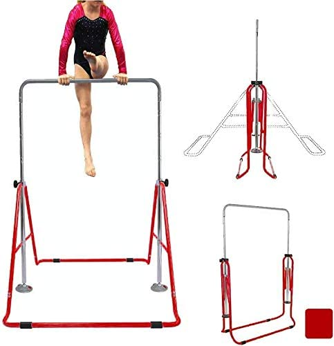 Tengma Gymnastics Seasonal In a popularity Wrap Introduction Bar Kids Expandable Bars Gymnastic f Equipment