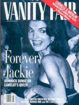Vanity Fair Magazine July 1994 Jackie Kennedy (Single Back Issue)