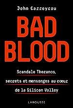 Bad blood de John Carreyrou